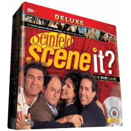 Seinfeld Scene It? DVD Game