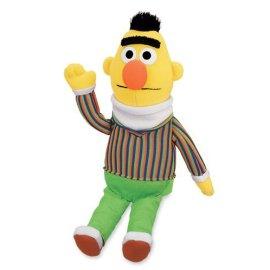 Sesame Street 14 Bert Plush Doll