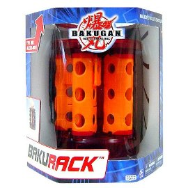 Spinmaster Bakugan Bakurack Collector Case
