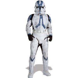 Star Wars Clone Trooper Deluxe Child Costume