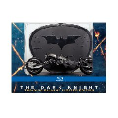 The Dark Knight: Limited Edition with Batpod [Blu-ray]