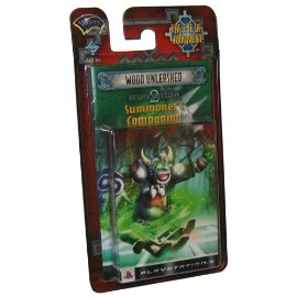 The Eye of Judgment Wood Unleashed Theme Deck