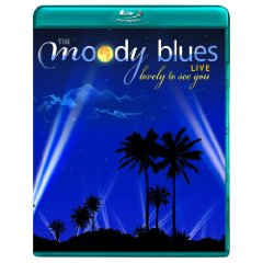 The Moody Blues: Lovely to See You - Live [Blu-ray]