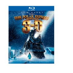 The Polar Express Presented in 3-D [Blu-ray]