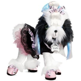 Tini Puppini Plush Puppy Tisha