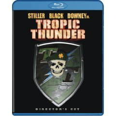 Tropic Thunder (Unrated Director's Cut)[Blu-ray] [Blu-ray]