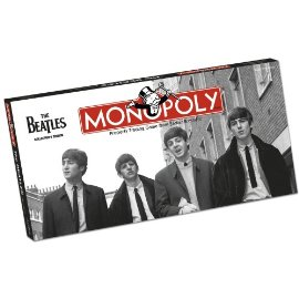 USAopoly The Beatles Monopoly Game