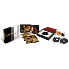 Wanted (Limited Edition Collector's Gift Set) [Blu-ray]