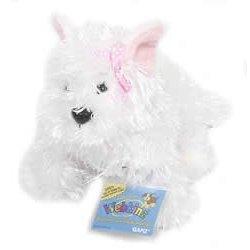 Webkinz: White Terrier