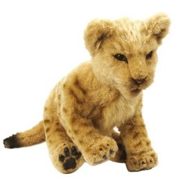 WowWee Alive Lion Cub Robotic Toy