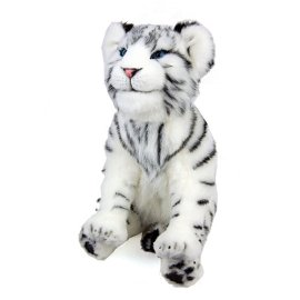 WowWee Alive White Tiger Cub Robotic Toy