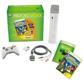 Xbox 360 Arcade Bundle (includes 6 Games)