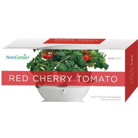 AeroGarden 3-Pod Seed Kit Red Cherry Tomato