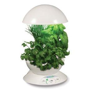 AeroGarden 3 with Gourmet Herb Seed Kit (White)