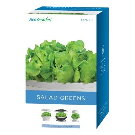AeroGarden 6-Pod Seed Kit Salad Greens