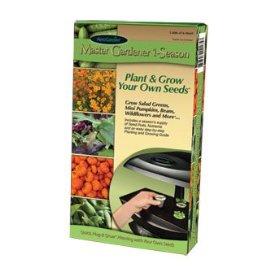 AeroGarden  Master Gardener Deluxe Kit, 3-Season