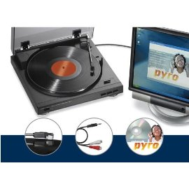 Audio Technica AT-LP2D-USB LP-to-Digital Recording System with USB