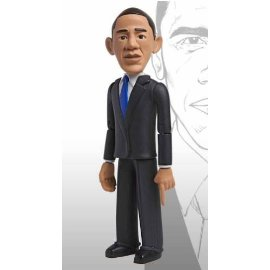 Barack Obama 6 Action Figure