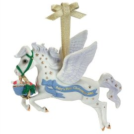 Breyer Baby's First Ornament Holiday Decoration 2008