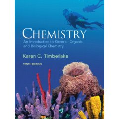 Chemistry: An Introduction to General, Organic, & Biological Chemistry (10th Edition) (MasteringChemistry Series)
