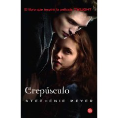 Crepusculo Portada Pelicula /Twilight Movie Tie-in) (Twilight Saga) (Spanish Edition)
