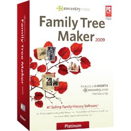 Family Tree Maker 2009 Platinum