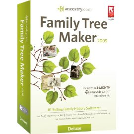 Family Tree Maker 2009 Deluxe