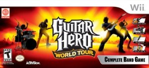 Guitar Hero World Tour Complete Band Game [Wii]