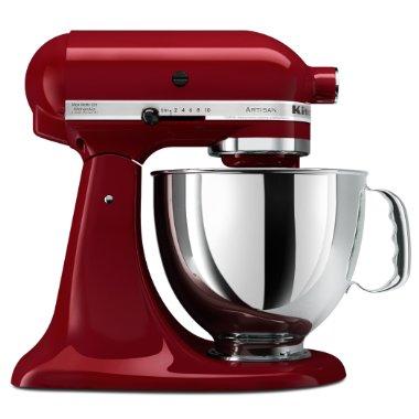 KitchenAid Artisan Series 5-Quart Stand Mixer KSM150PSGC (Glossy Cinnamon)