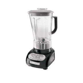 KitchenAid KSB560OB 5-Speed 56oz Blender (Onyx Black)