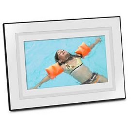 Kodak EasyShare M1020 Digital Picture Frame with Home Decor Kit