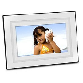 Kodak EasyShare M820 Digital Picture Frame with Home Decor Kit