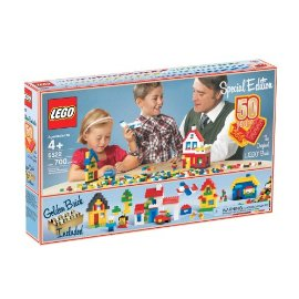 LEGO 50th Anniversary Special Edition Building Set (5522)