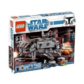 LEGO Star Wars AT-TE Walker 7675