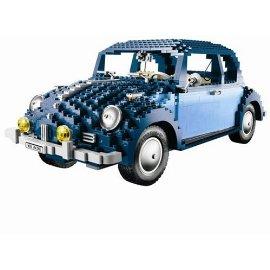 Lego Volkswagen Beetle (10187)