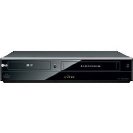 LG RC897T Multi-Format DVD / VCR  Recorder Combo w/ Digital Tuner