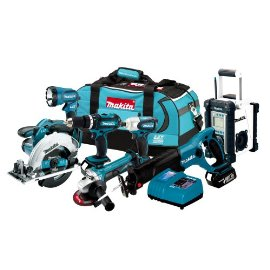 Makita LXT702 7-Tool Lithium-Ion Cordless Combo Kit
