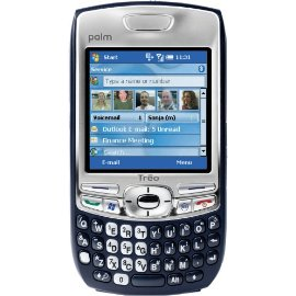 Palm Treo 750 Unlocked (3G, Media Player, MiniSD Slot, US Version, with Warranty)