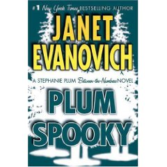 Plum Spooky (A Between-the-Numbers Novel)