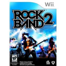 RockBand 2 [Wii]