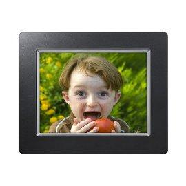 Samsung SPF-85H 8-Inch Digital Photo Frame UbiSync USB Mini-PC Monitor w/1GB Internal Memory (Black)