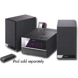 Sony CMT-BX20i Micro Hi-Fi Shelf System (BX20i)