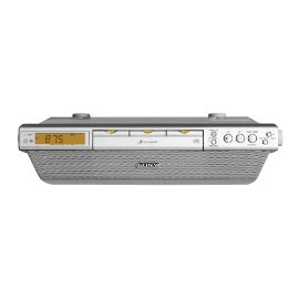 Sony ICF-CDK70 Under Cabinet Kitchen Radio w/ 3 Disc CD-Changer