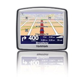 TomTom ONE 125 3.5 Car GPS System