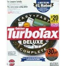 TurboTax 1998 Deluxe Federal Return