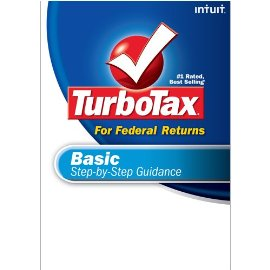 TurboTax Basic + eFile 2008 [DOWNLOAD]