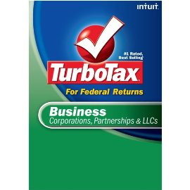 TurboTax Business + eFile 2008 [DOWNLOAD]