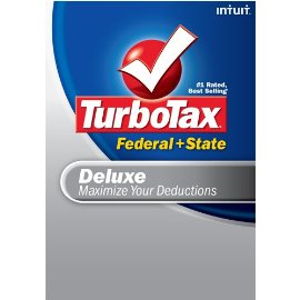 TurboTax Deluxe Federal + State + eFile 2008 [DOWNLOAD]