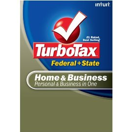 TurboTax Home & Business Federal + State + eFile 2008 [DOWNLOAD]