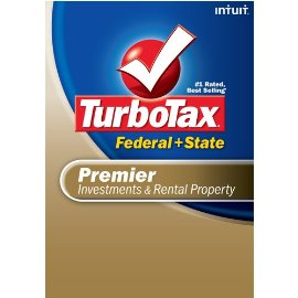 TurboTax Premier Federal + State + eFile 2008 [DOWNLOAD]